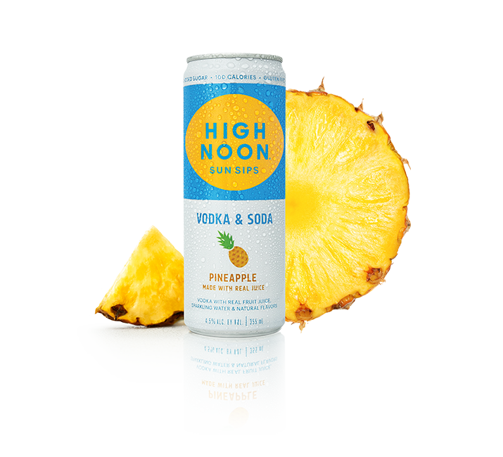 High Noon Pineapple