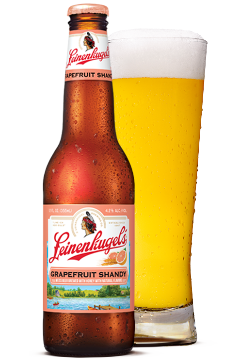 Leinenkugels Grapefruit Shandy