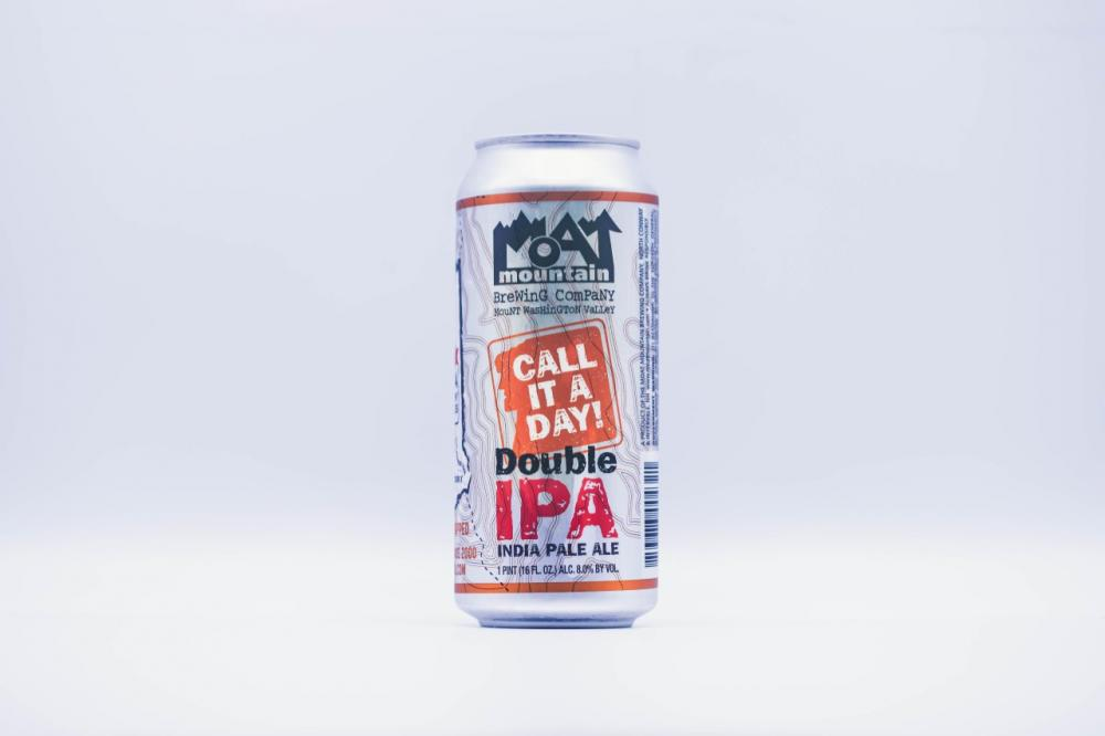 Moat Call It A Day! Double IPA