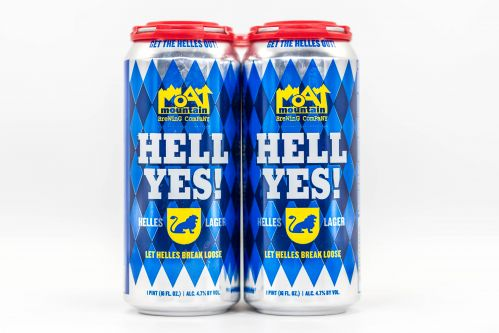 Moat Hell Yes! Helles Lager