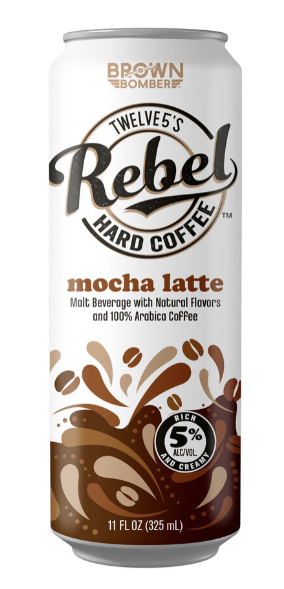 Rebel Hard Coffee Mocha Latte