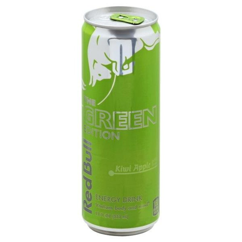 Red Bull Editions Kiwi Apple