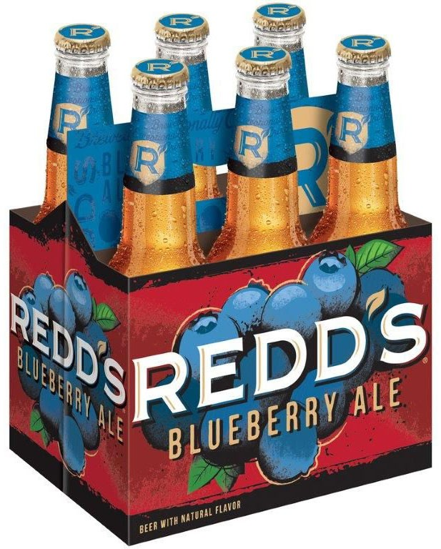 Redds Blueberry Ale