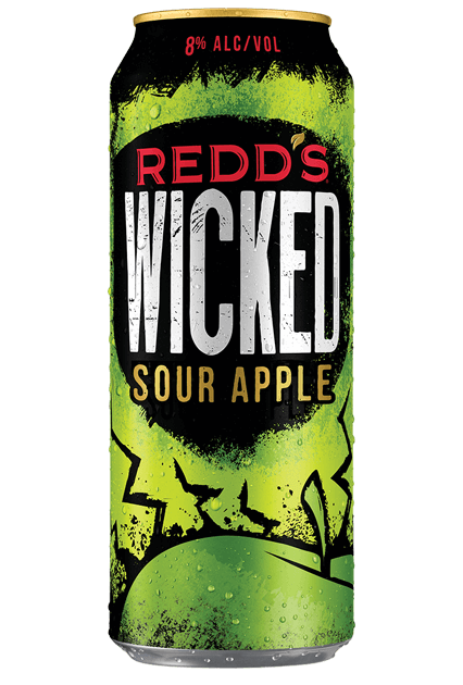 Redds Wicked Sour Apple