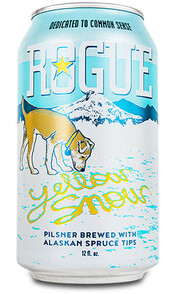Rogue Yellow Snow Spruce Tip Pilsner