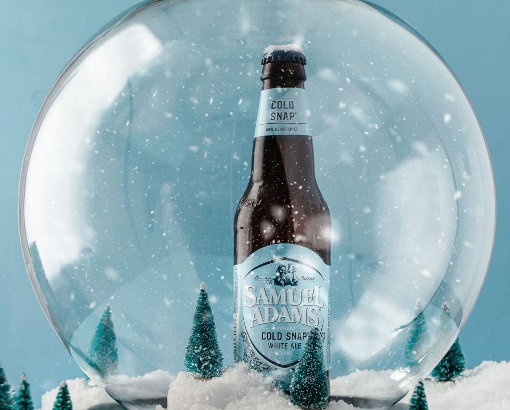 Sam Adams Cold Snap