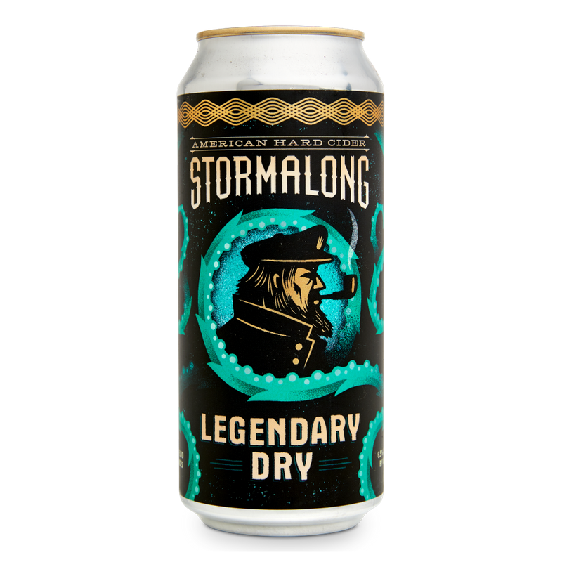 Stormalong Cider Legendary Dry