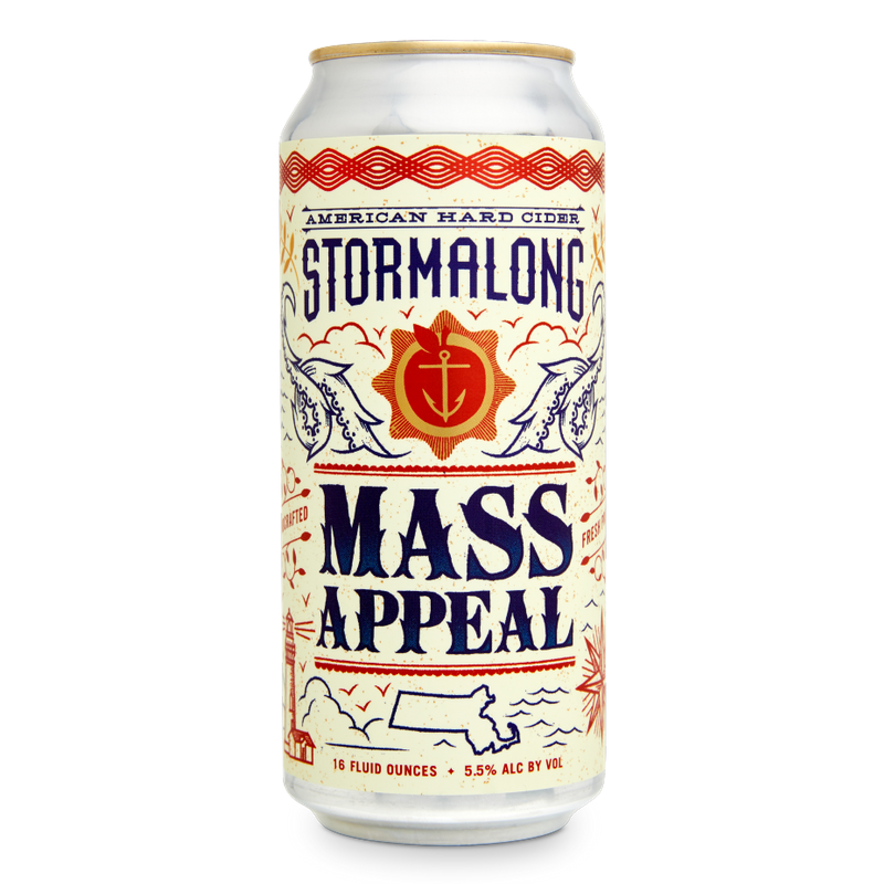 Stormalong Cider Mass Appeal