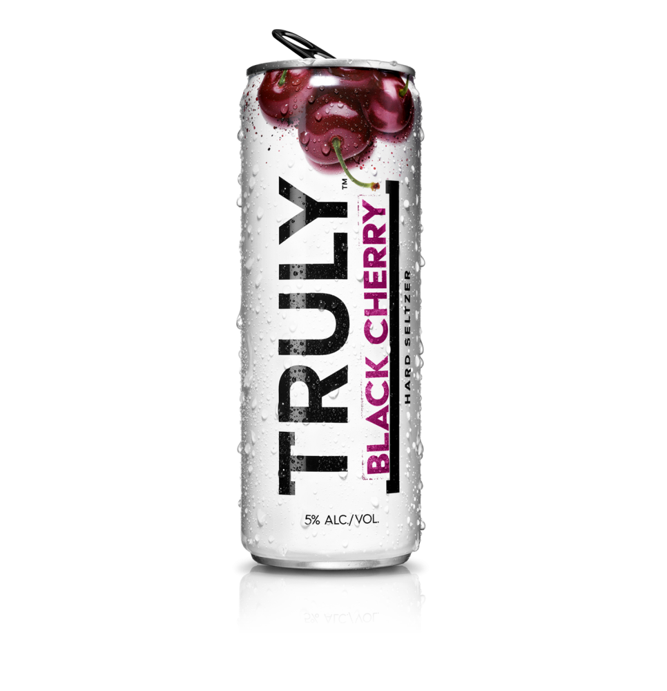 Truly Spiked Sparkling Black Cherry
