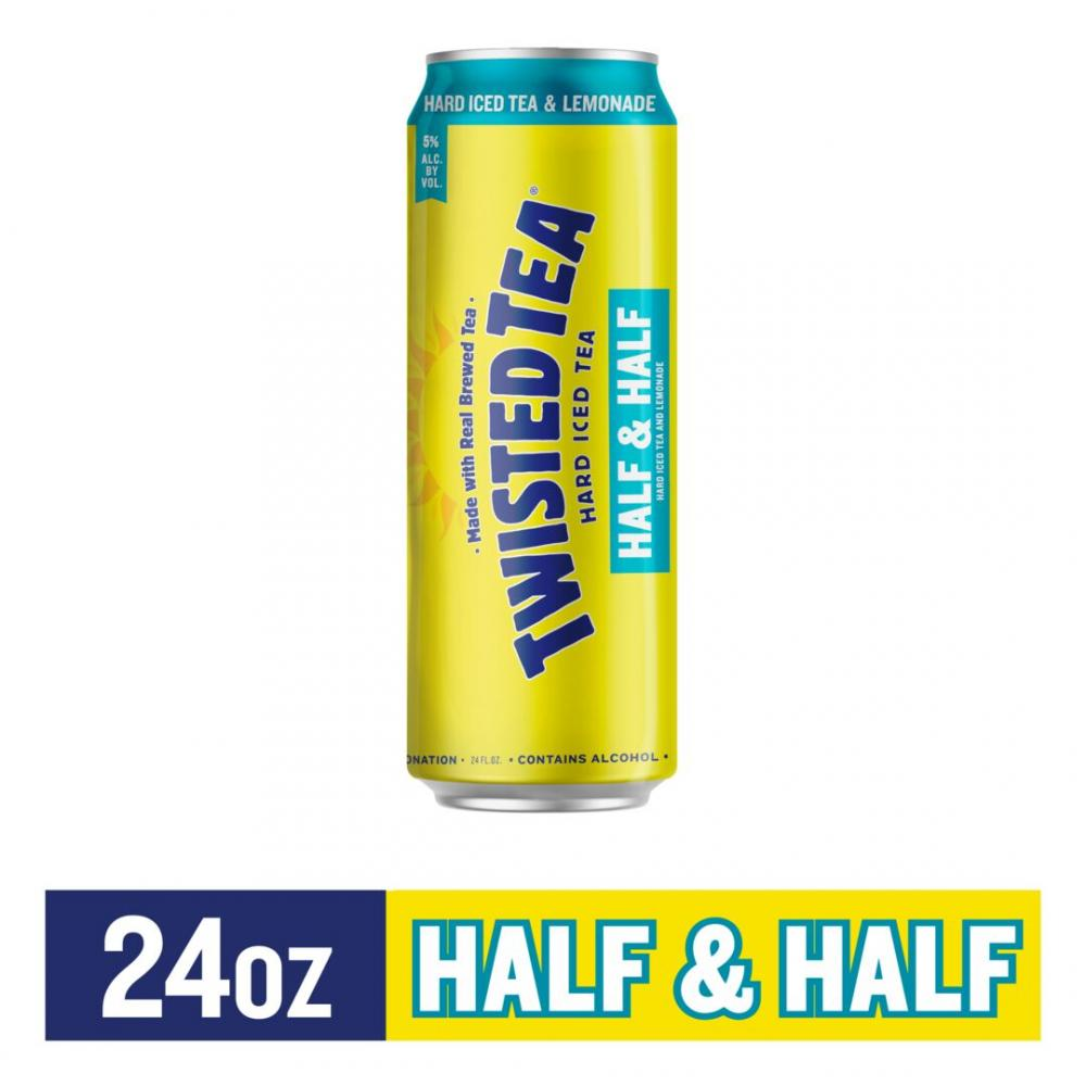 Twisted Tea Half&Half