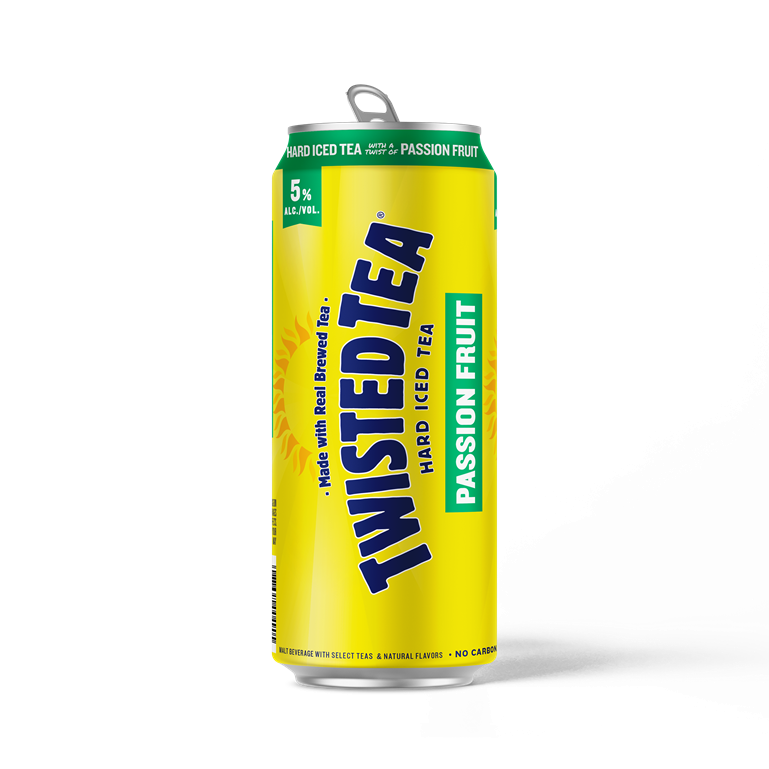 Twisted Tea Passion Fruit