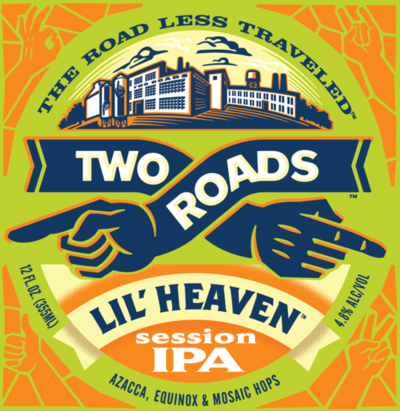 Two Roads Lil Heaven IPA