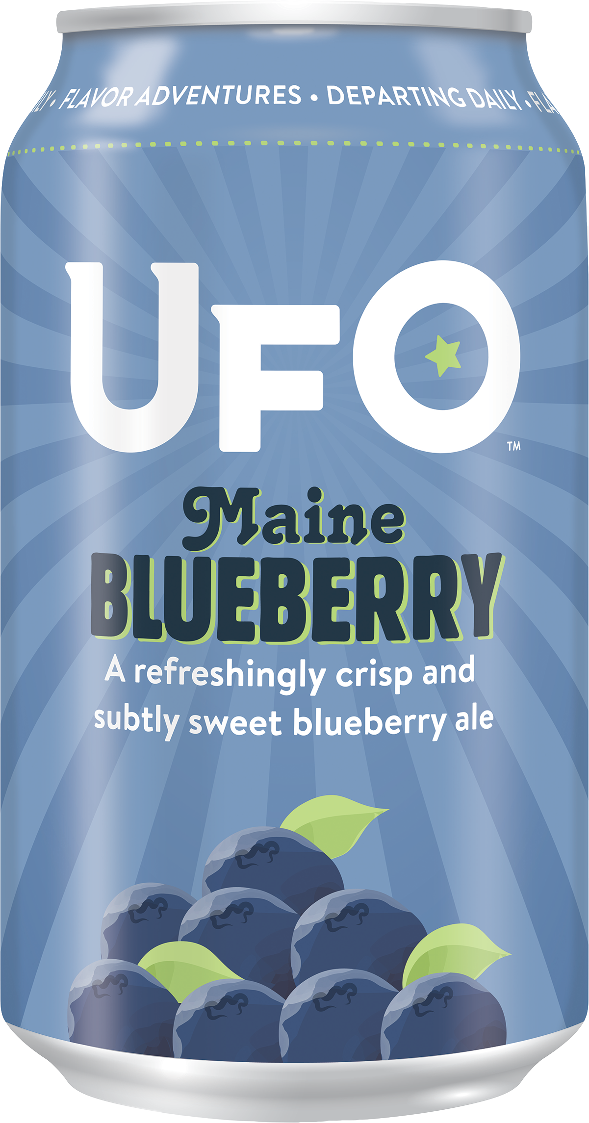 UFO Polar Blueberry Lemonade