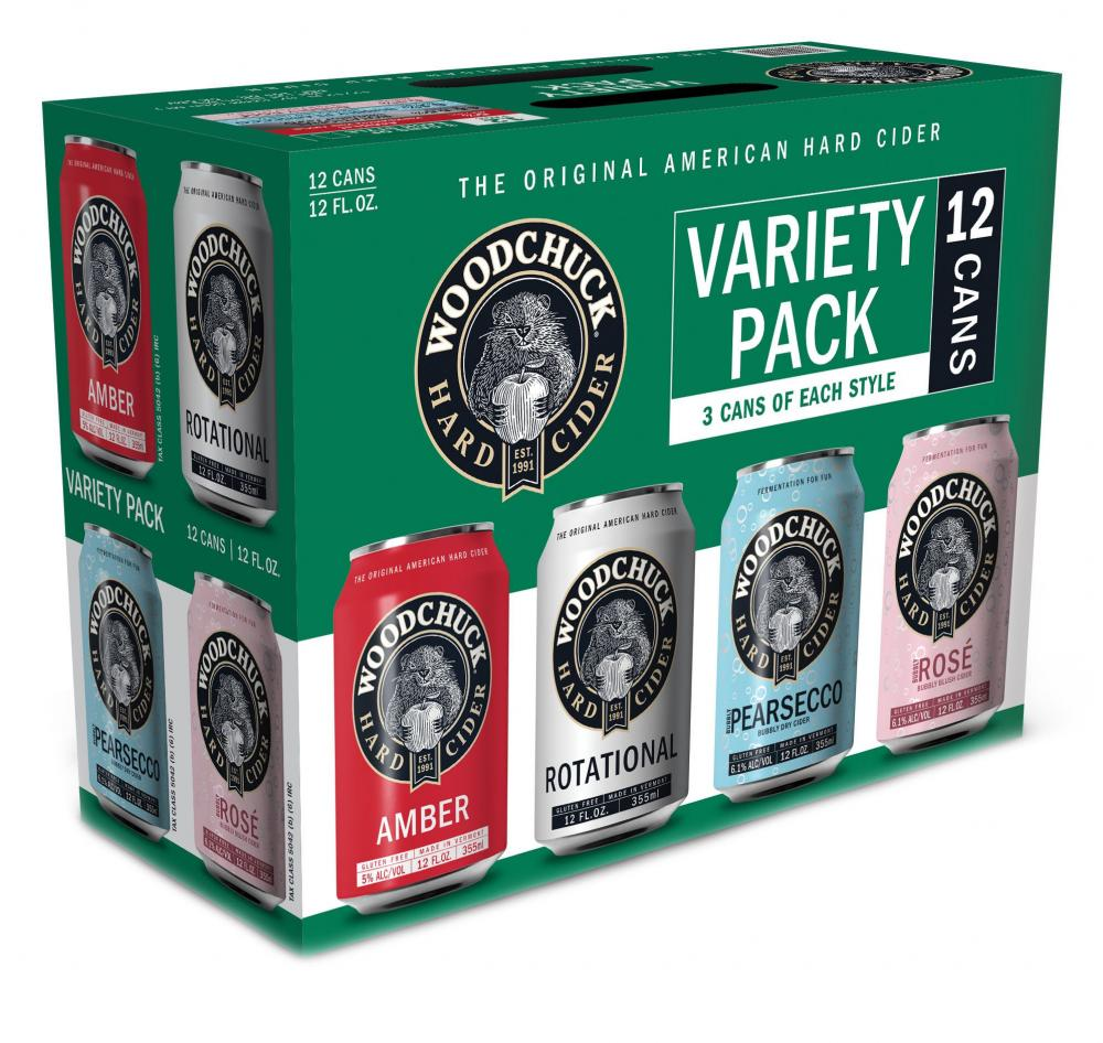 Woodchuck Vty 12oz 2/12Pk Can