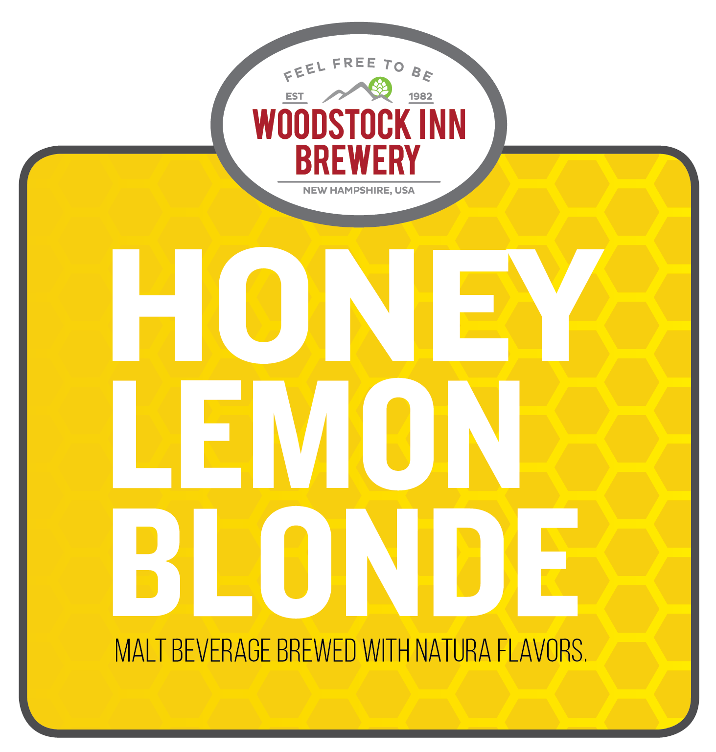 Woodstock Honey Lemon Blonde