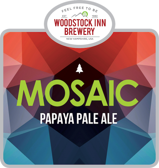 Woodstock Mosaic Papaya Pale Ale