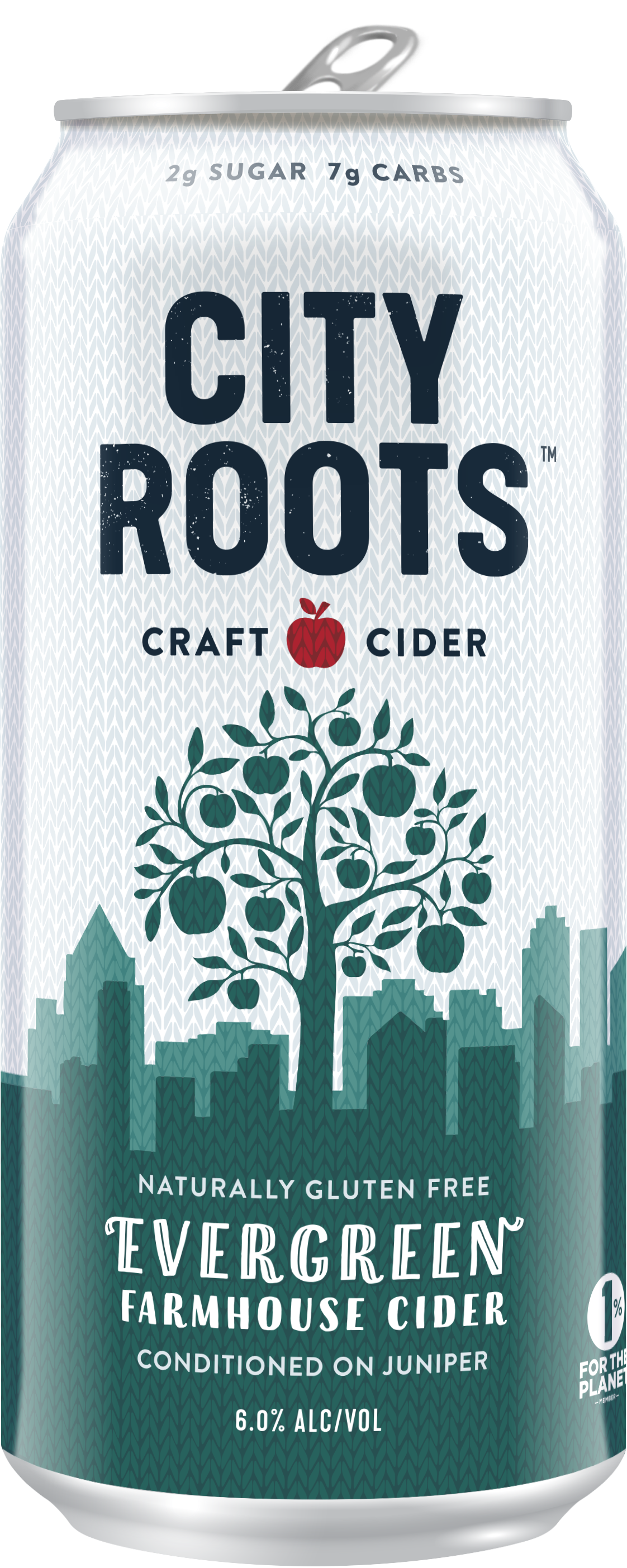 City Roots Evergreen Farmhouse Cider